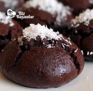 cikolata dolgulu kurabiye