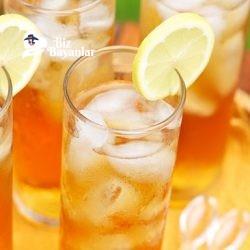 limonlu ice tea