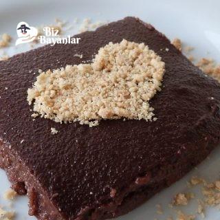 cikolatali irmik tatlisi tarifi