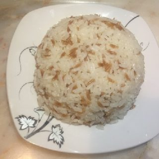sehriyeli pirinc pilavı