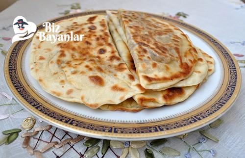 Peynirli Gözleme Tarifi Bizbayanlar Com