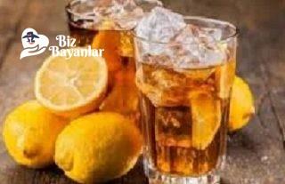 limonlu buzlu cay