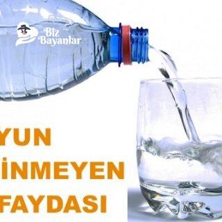 su içmenin 10 faydası