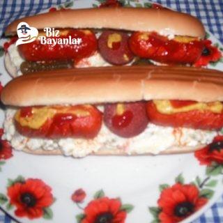 goralı sandvic tarifi