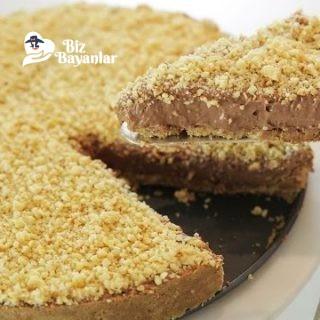 nutellali cheesecake tarifi