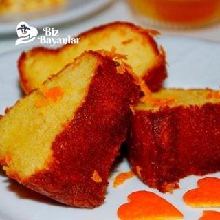 portakalli kek tarifi