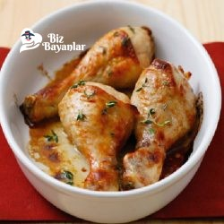 diyet ballı tavuk tarifi