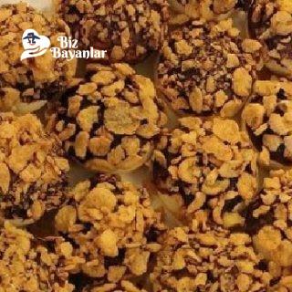 misir gevrekli kurabiye tarifi