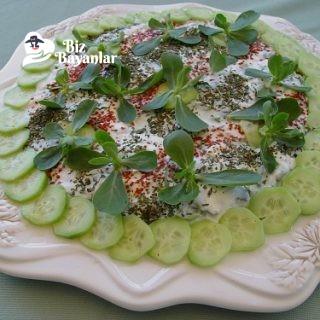 semizotu salatasi tarifi