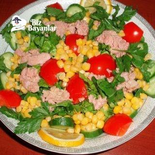ton balikli salata