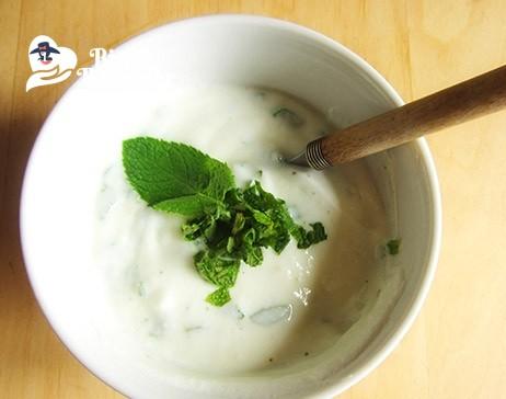 yag yakan yogurt kuru