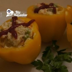 biber canaginda rus salatasi