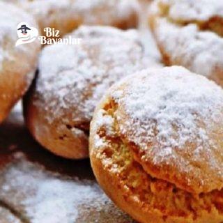 kaymakli kurabiye tarifi