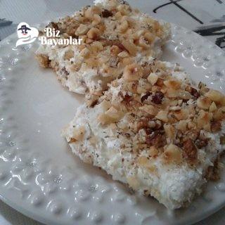 burcak bikuvili tatlı tarifi