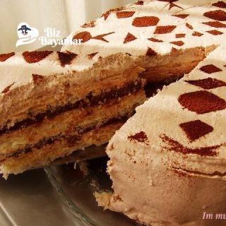 tahinli kagıt helva pastasi