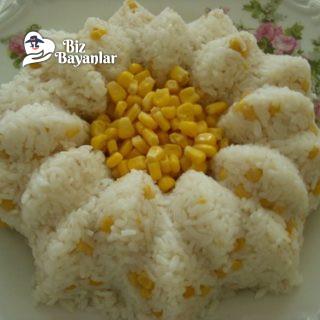 misirli pirinc pilavi tarifi